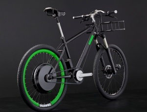 e-Jalopy Greenwheel by MTB Cycletech with technology from MIT (Source: MTB Cycletech Website)