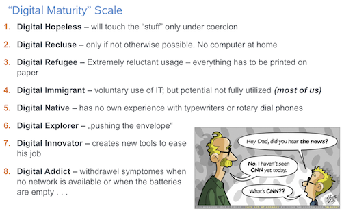 Digital Maturity Scale